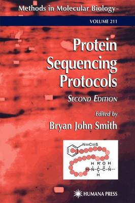 Protein Sequencing Protocols - Methods in Molecular Biology 211 (Paperback)