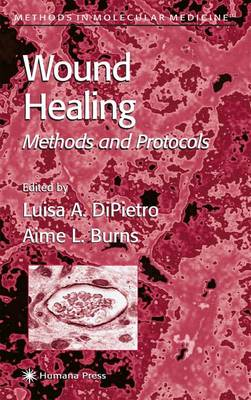 Wound Healing: Methods and Protocols - Methods in Molecular Medicine 78 (Paperback)