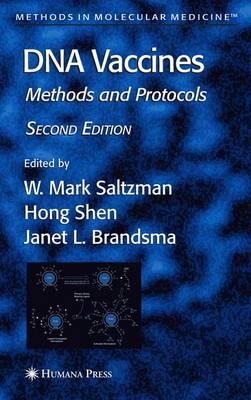 DNA Vaccines - Methods in Molecular Medicine 127 (Paperback)