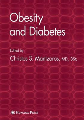 Obesity and Diabetes - Contemporary Diabetes (Paperback)