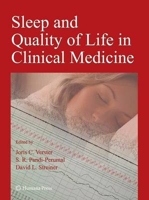 Sleep and Quality of Life in Clinical Medicine (Paperback)