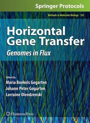 Horizontal Gene Transfer: Genomes in Flux - Methods in Molecular Biology 532 (Paperback)