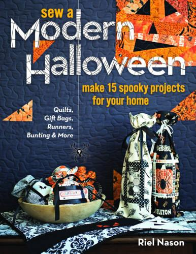 Sew a Modern Halloween: Make 15 Spooky Projects for Your Home (Paperback)