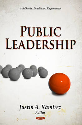 Public Leadership (Hardback)