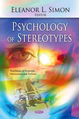 Psychology of Stereotypes (Hardback)
