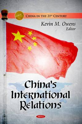 China's International Relations (Hardback)