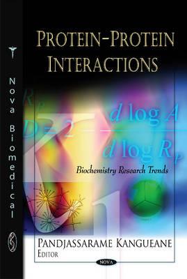 Protein-Protein Interactions (Hardback)