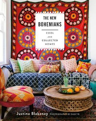 New Bohemians, The:Cool and Collected Homes: Cool and Collected Homes (Hardback)