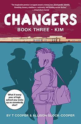 Changers Book Three: Kim (Paperback)