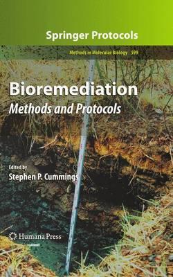 Bioremediation: Methods and Protocols - Methods in Molecular Biology 599 (Paperback)