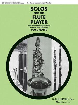 Solos For The Flute Player - Book/CD (Paperback)
