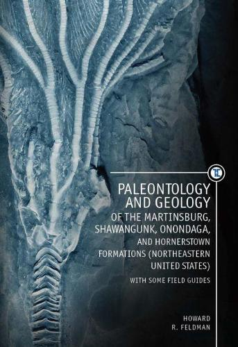 Paleontology and Geology of the Martinsburg, Shawangunk, Onondaga, and Hornerstown Formations (Northeastern United States) with Some Field Guides - Touro College Press Books (Hardback)