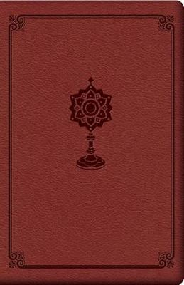 Manual for Eucharistic Adoration (Leather / fine binding)