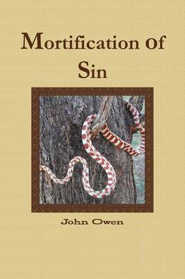 Mortification of Sin (Paperback)
