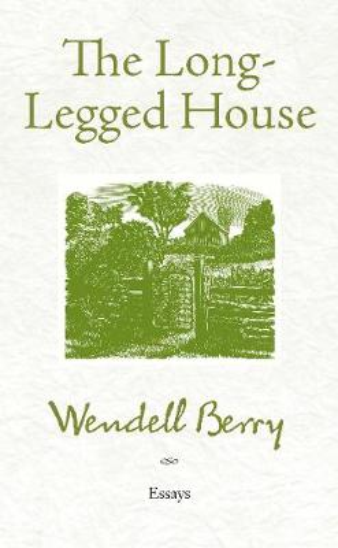The Long-Legged House (Paperback)