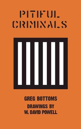 Pitiful Criminals (Paperback)