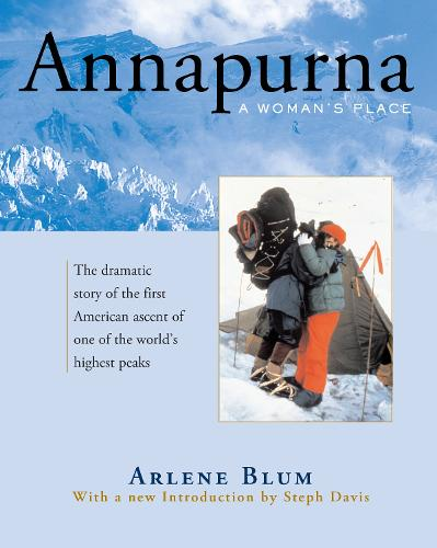 Annapurna: A Woman's Place (Paperback)