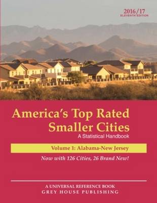 America's Top-Rated Smaller Cities, 2014 (Paperback)