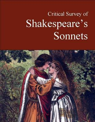 Critical Survey of Shakespeare's Sonnets - Critical Survey Series (Hardback)
