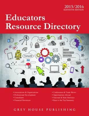 Educators Resource Directory, 2015/16 (Paperback)