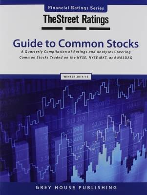 TheStreet Ratings Guide to Common Stocks 2015 (Hardback)