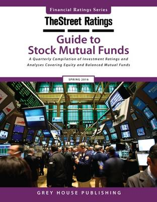 TheStreet Ratings Guide to Stock Mutual Funds 2015 (Paperback)