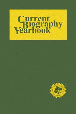 Current Biography Yearbook-2015 - Current Biography (Hardback)