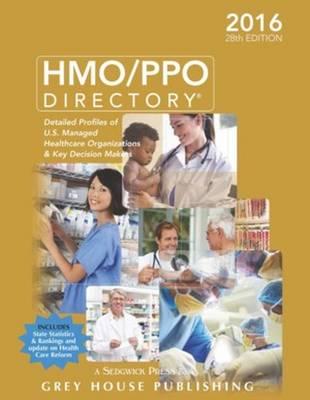 HMO/PPO Directory, 2016 (Paperback)