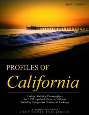 Profiles of California (Hardback)