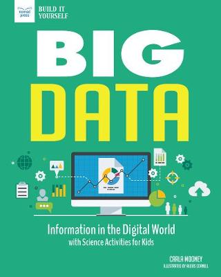 Big Data: Information in the Digital World with Science Activities for Kids - Build it Yourself (Hardback)
