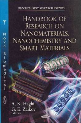 Handbook of Research on Nanomaterials, Nanochemistry & Smart Materials (Hardback)