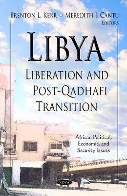 Libya: Liberation & Post-Qadhafi Transition (Hardback)