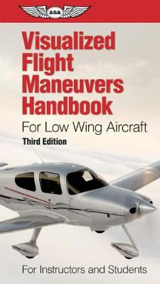 Visualized Flight Maneuvers Handbook for Low Wing Aircraft: For Instructors and Students (Spiral bound)