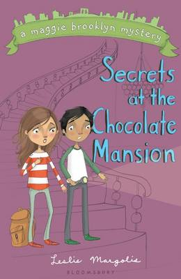 Secrets at the Chocolate Mansion - A Maggie Brooklyn Mystery (Hardback)