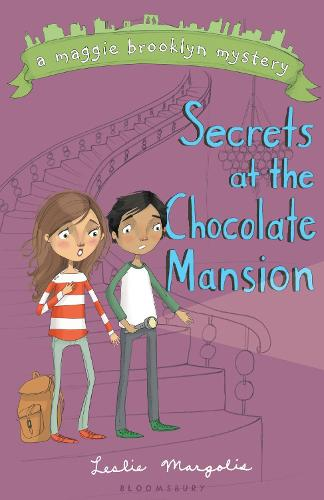 Secrets at the Chocolate Mansion - A Maggie Brooklyn Mystery (Paperback)