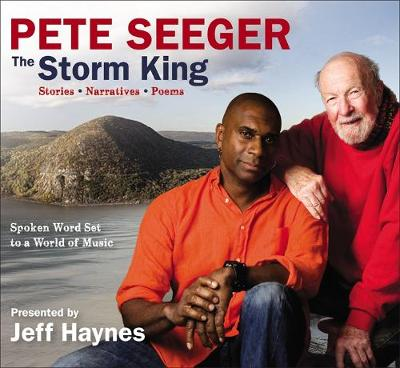 The Storm King: Stories, Narratives, Poems: Spoken Word Set to a World of Music (CD-Audio)