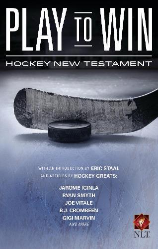 Play to Win Hockey New Testament-NLT (Paperback)