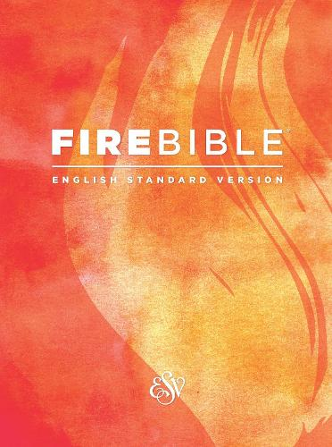 Fire Bible: English Standard Version (Hardback)