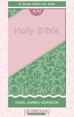 KJV Kids Bible (Leather / fine binding)