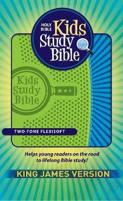 KJV Kids Study Bible (Leather / fine binding)