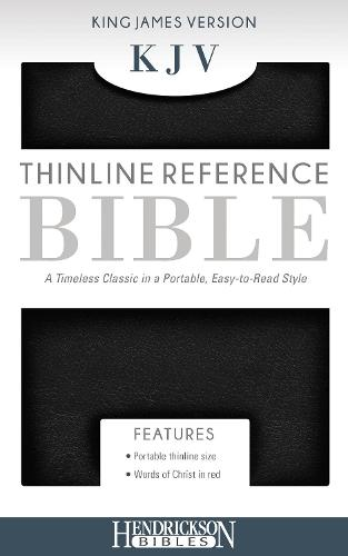 KJV Thinline Bible (Leather / fine binding)