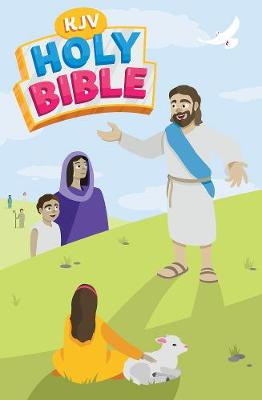 KJV Kids Outreach Bible (Paperback)