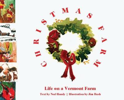 On Christmas Farm (Hardback)