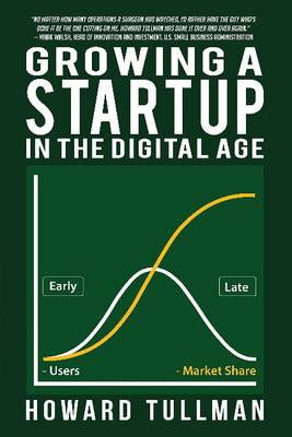 Growing a Startup in the Digital Age: You Get What You Work For, Not What You Wish For (Paperback)