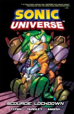 Sonic Universe 8: Scourge: Lockdown (Paperback)