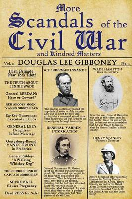 More Scandals of the Civil War (Paperback)