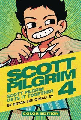 Scott Pilgrim Color Hardcover Volume 4: Scott Pilgrim Gets it Together (Hardback)