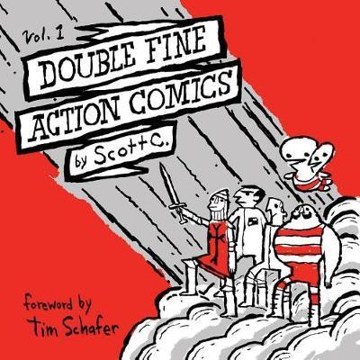 Double Fine Action Comics Volume 1 (Paperback)