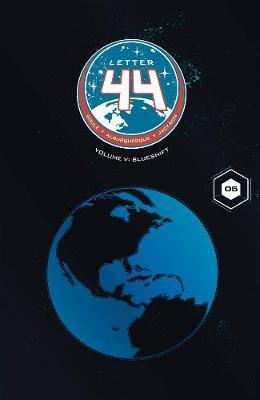Letter 44 Volume 5: Blueshift (Paperback)