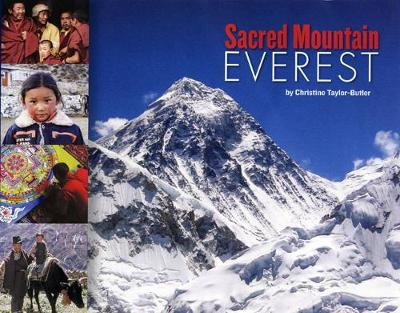 Sacred Mountain: Everest (Paperback)